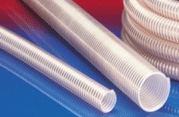 Ducting hose AIRDUC® PUR 356 mHF REINFORCED