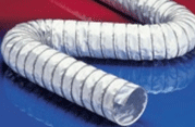 Ducting hose CP PTFE/GLASS-INOX 471